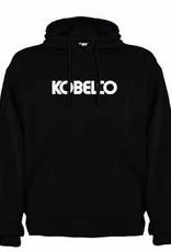 Kobelco zwarte hoody