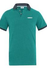 Poloshirt verde * Nuovo *