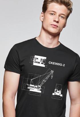T-shirt CKE900G-2
