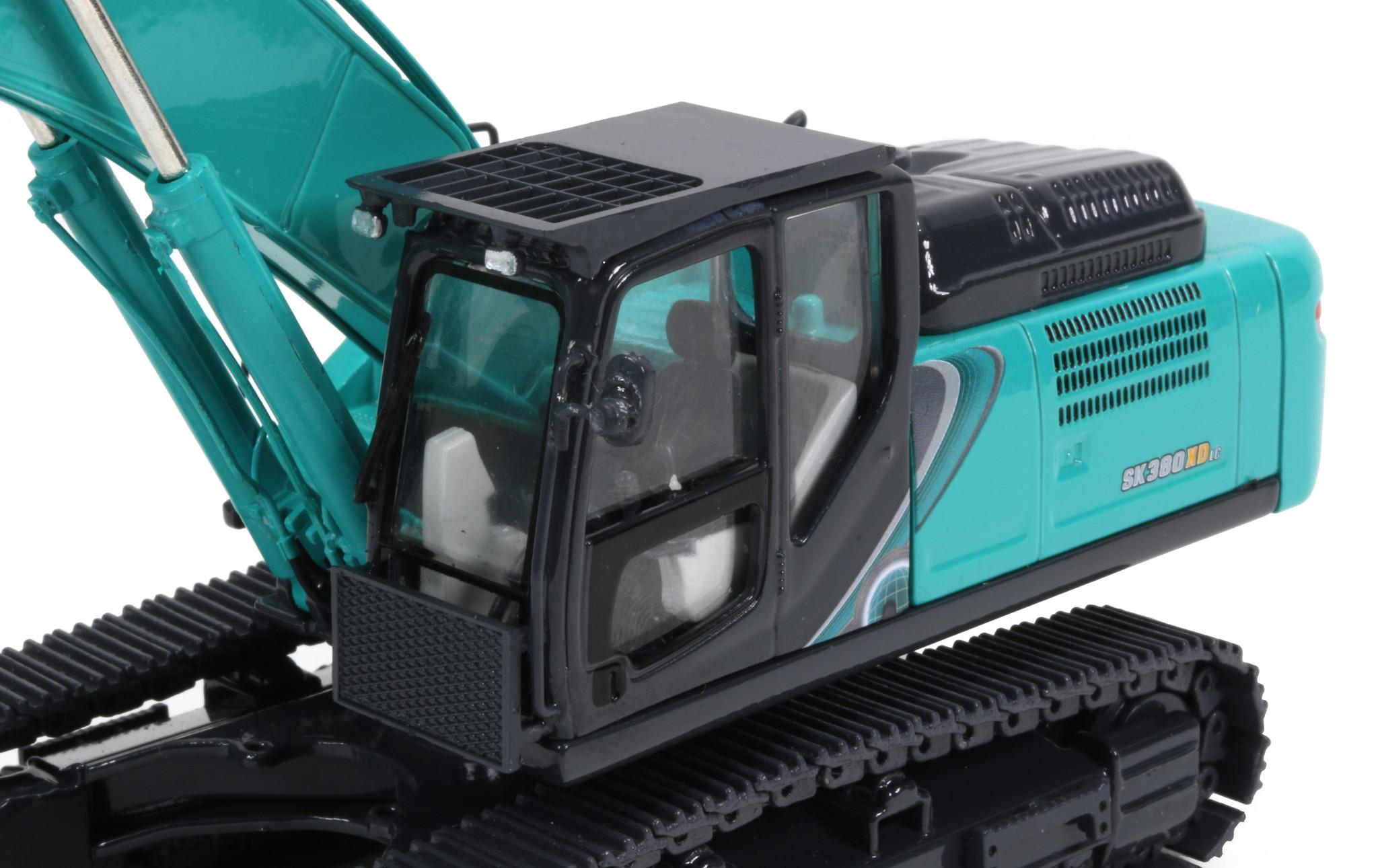SK380XDLC-10 Aziatische spec