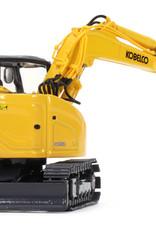 Motorart Modèle SK75SR-7 USA jaune échelle
