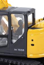 Motorart SK75SR-7 Modello in scala gialla USA