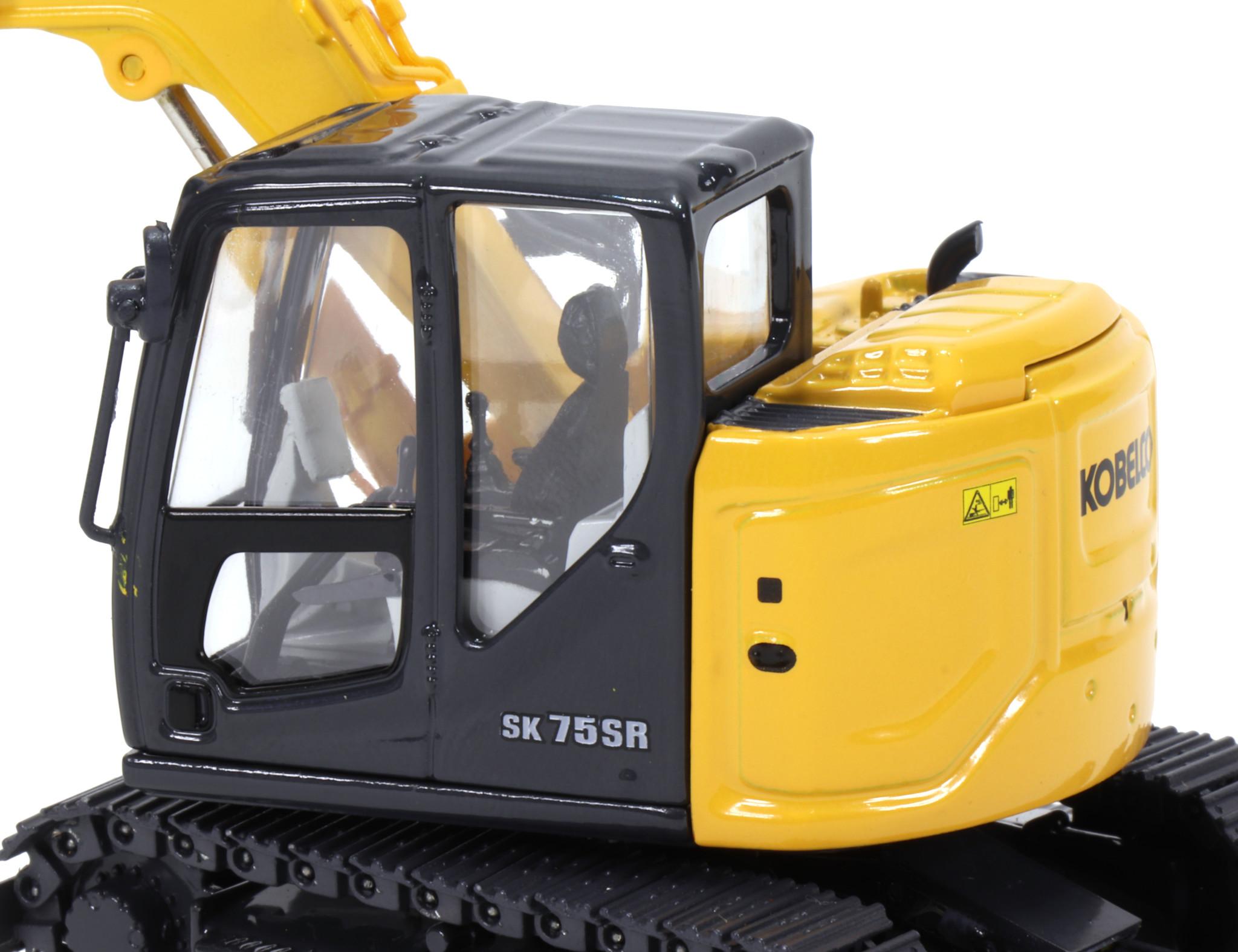 Motorart SK75SR-7 VS Geel schaalmodel