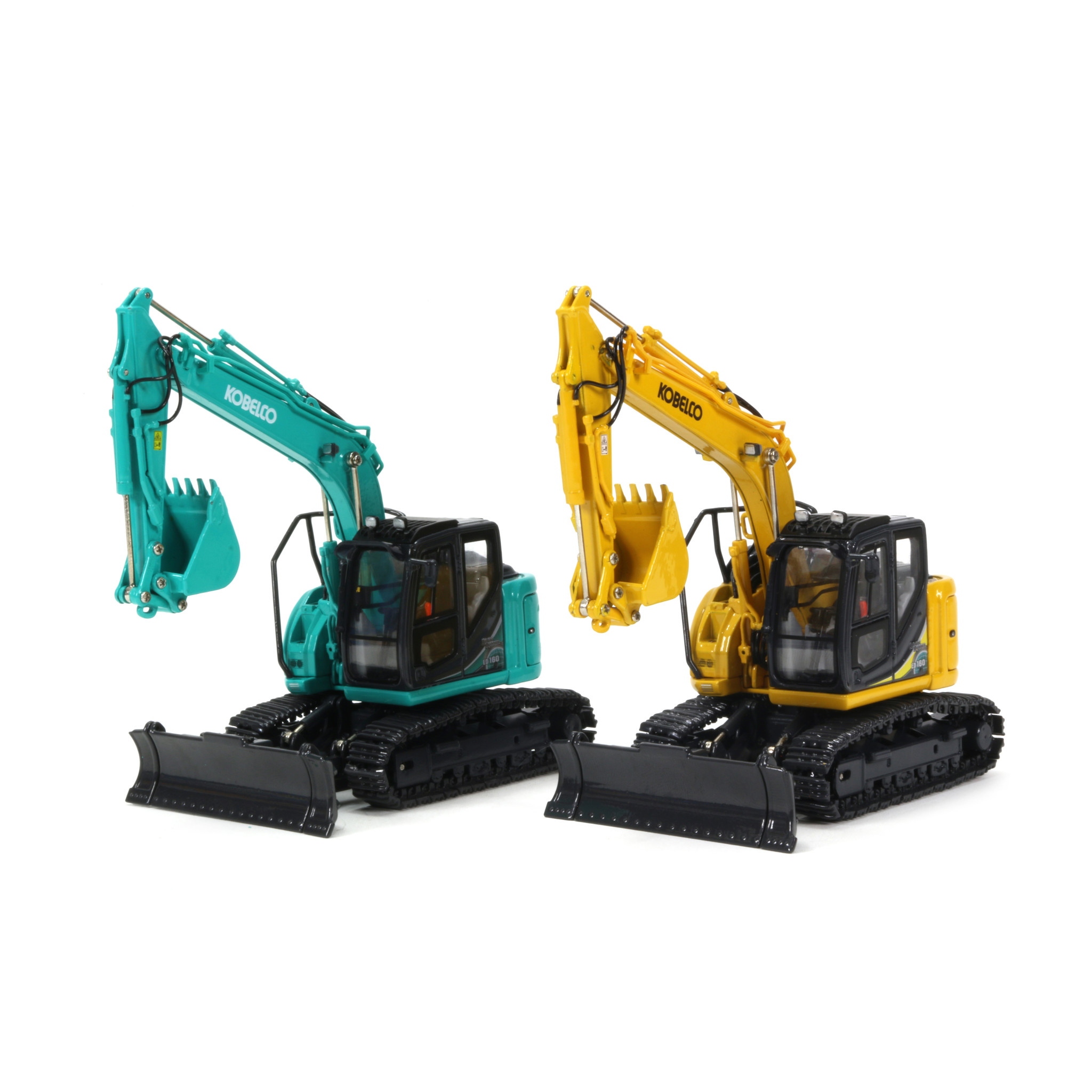 GENUINE KOBELCO SCALE MODELS