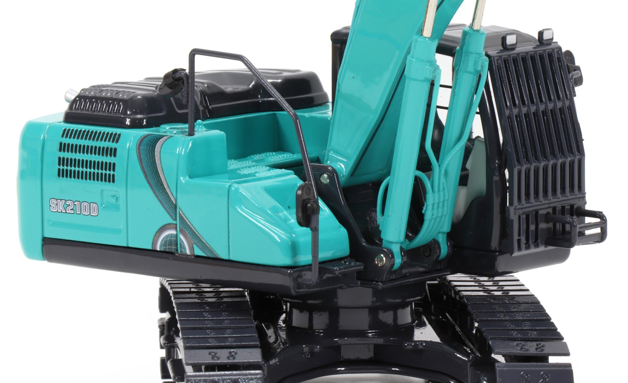 Motorart SK210D-10 Car Demontageschaalmodel