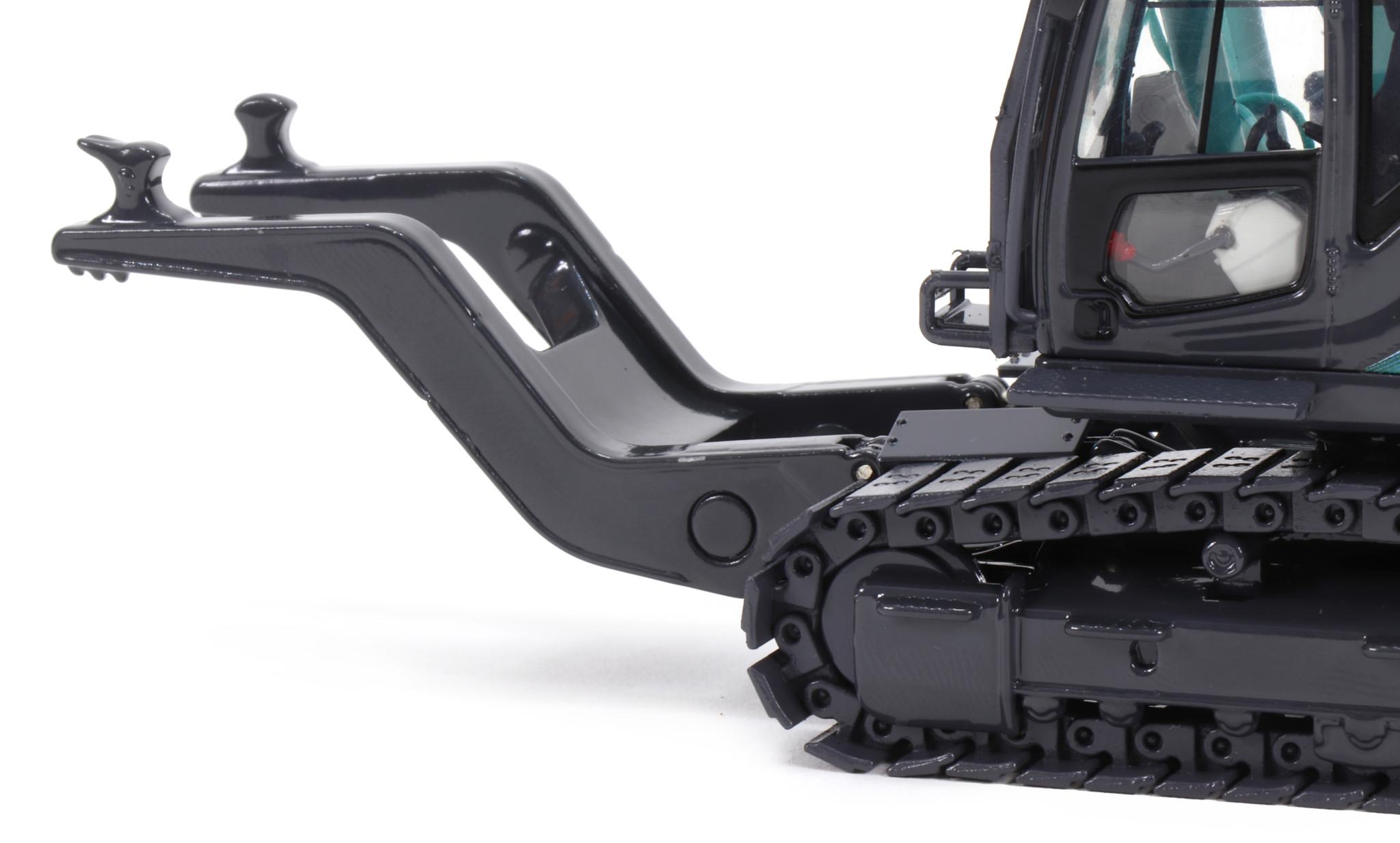 SK210D-10 Car Dismantling Scale Model
