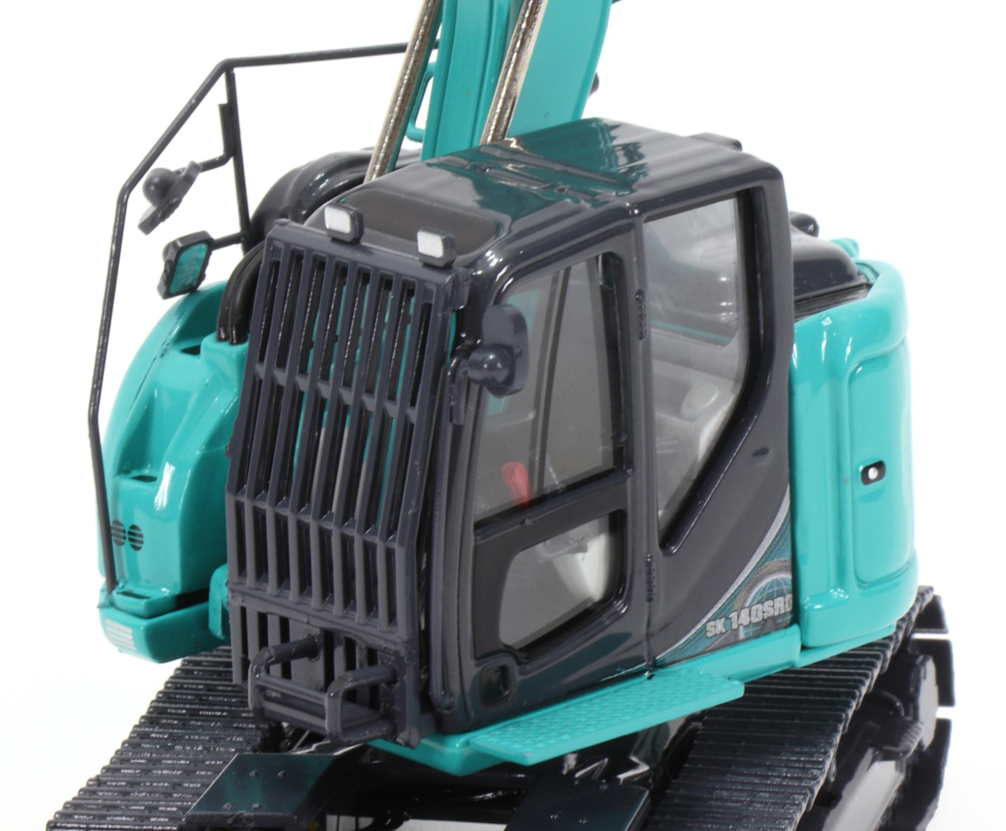 Motorart * Nuovo * SK140SRD-5 Modello in scala multi smantellatore