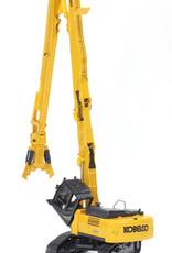 Motorart * Nuovo * SK400DLC-10 Modello in scala da demolizione USA Yellow spec