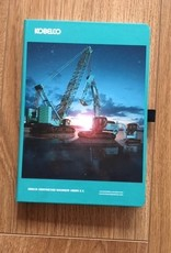 Kobelco Coloured Print Notebook