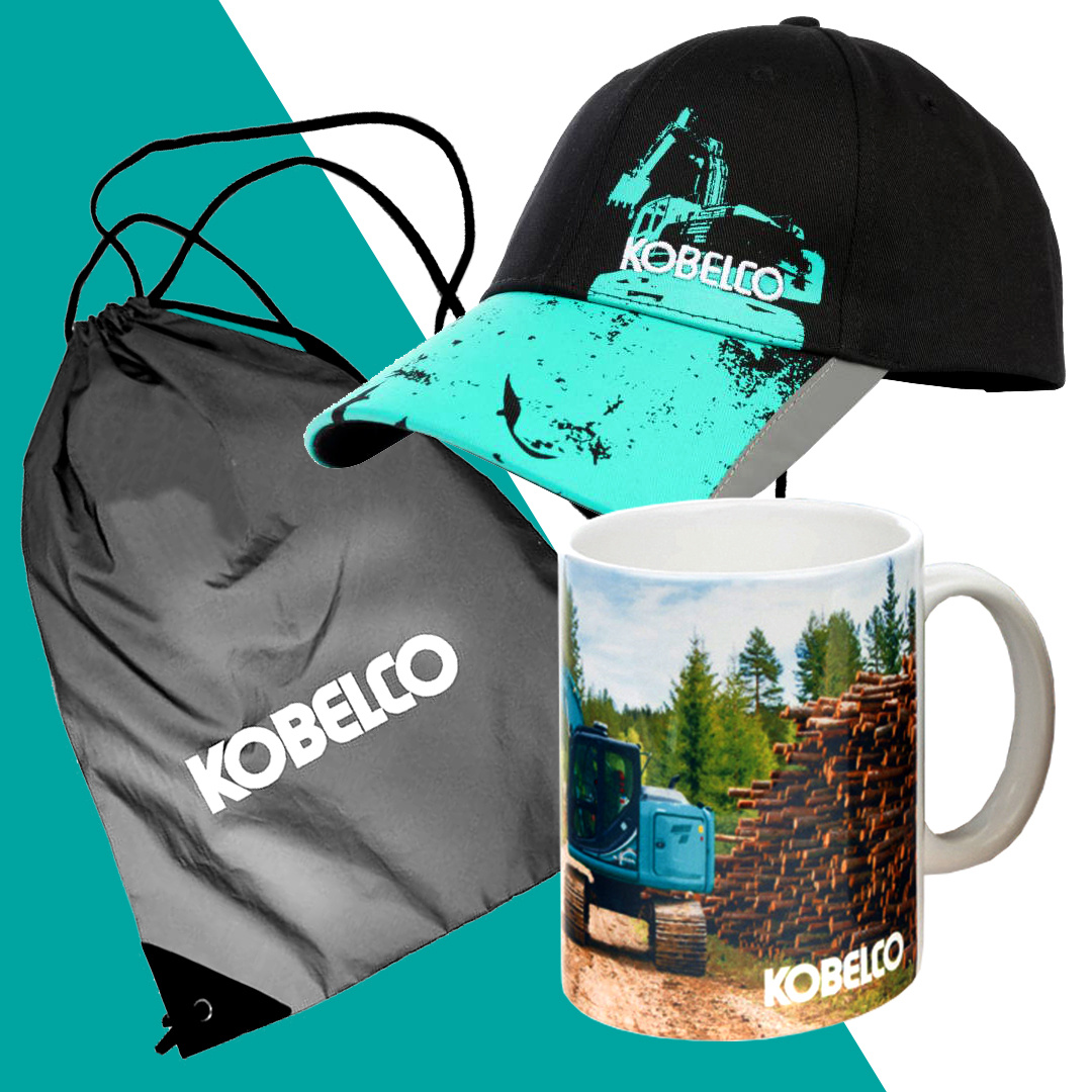 Reflective Bag, Cap and Mug Bundle