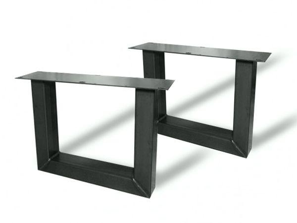 Salon Tafel Staal.De Webshop Voor Industriele Tafelsen Onderstellen