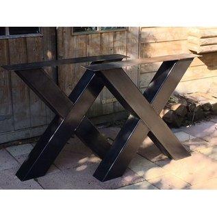 Industriele Stalen X-poot