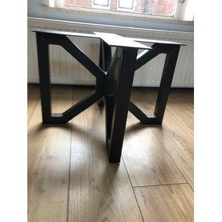 Onderstel Butterfly salontafel 4 x 4
