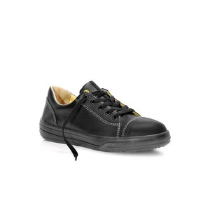 L10 Safety style Vintage lady black low esd S3