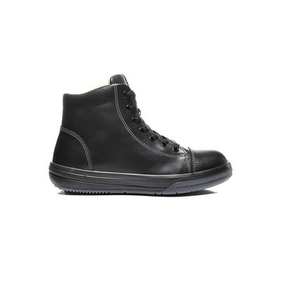L10 Safety style Vintage lady black mid esd S3