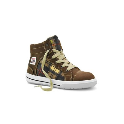 L10 Safety style Checker lady mid esd S3