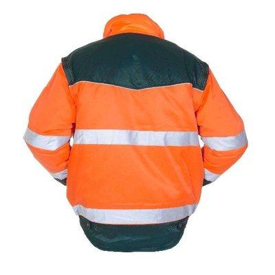 Hydrowear Leeds 3 in 1 pilot jacket beaver