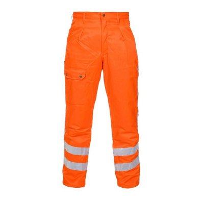 Hydrowear Andorra winter trousers beaver RWS