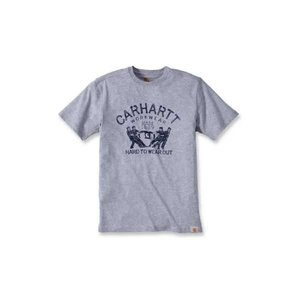 Carhartt werkkleding Hard to wear out graphic