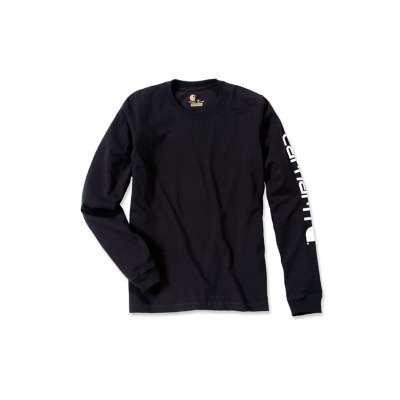 Carhartt werkkleding Workwear Long Sleeve Logo T-shirt