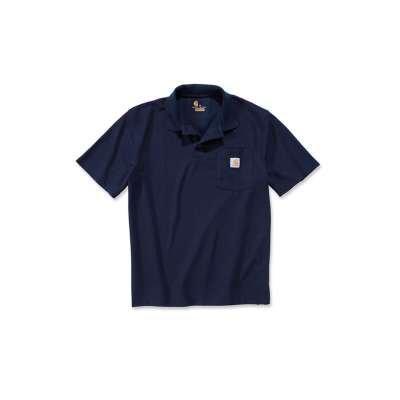 Carhartt werkkleding Contractor's work pocket polo