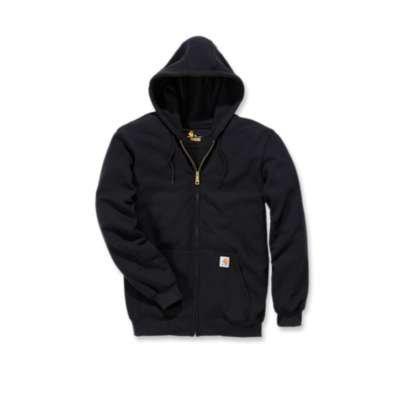 Carhartt workwear  Fleece Zip Hooded sweatshirt