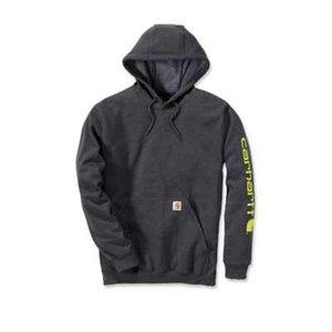 Carhartt werkkleding Sleeve Logo Hooded sweatshirt