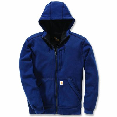 Carhartt workwear  Wind fighter zip hooded sweatshirt