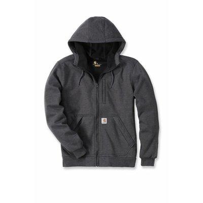 Carhartt werkkleding Wind fighter zip hooded sweatshirt