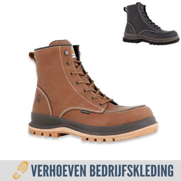 Hamilton wedge boot
