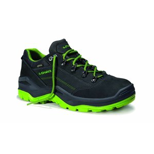 Lowa Renegade work gtx low S3 CI green