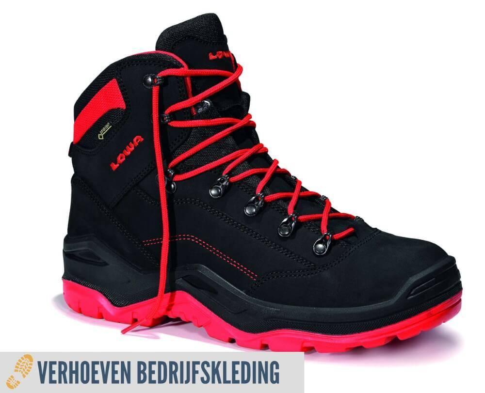 Lowa Werkschoenen nieuwe modellen