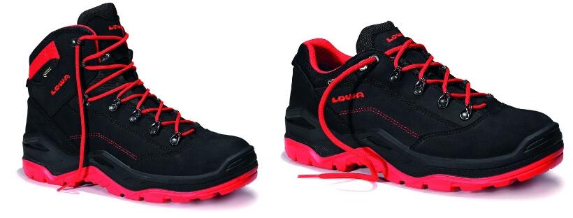 Soepele Werkschoenen.Blog Lowa Werkschoenen Nieuwe Modellen