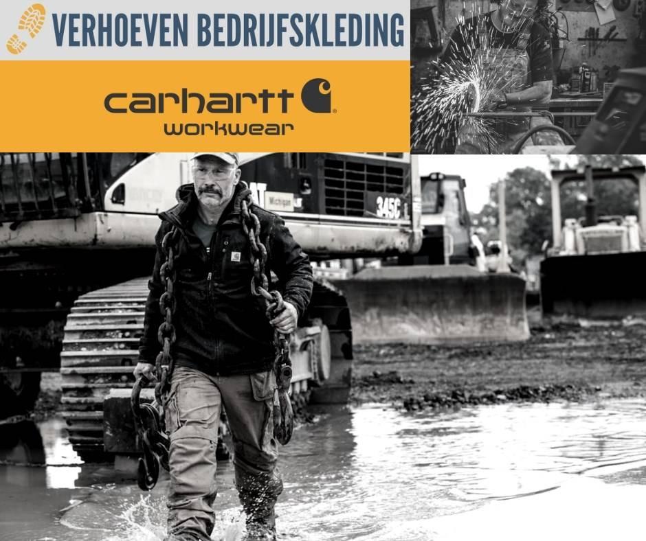 Carhartt Werkkleding Sterk en Robuust