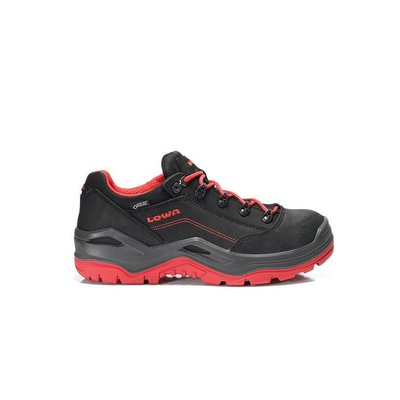 Lowa Renegade work gtx low S3 red
