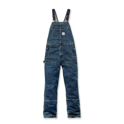 Carhartt werkkleding Rugged flex denim bib