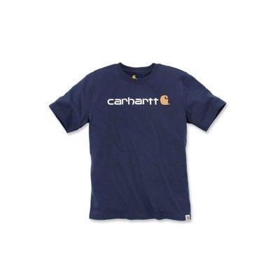 Carhartt werkkleding Core logo t-shirt