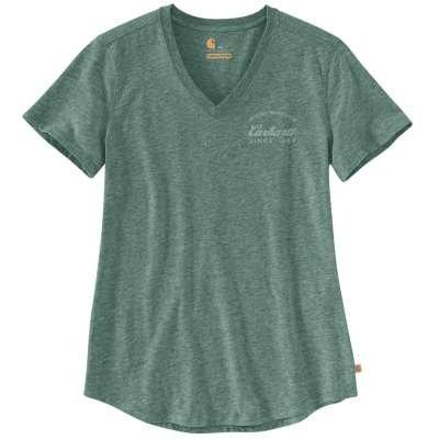 Carhartt werkkleding Lockhart Graphic V-Neck T-Shirt
