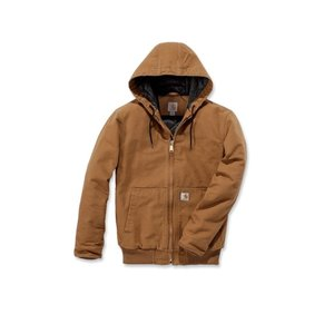 Carhartt werkkleding Washed duck active jacket