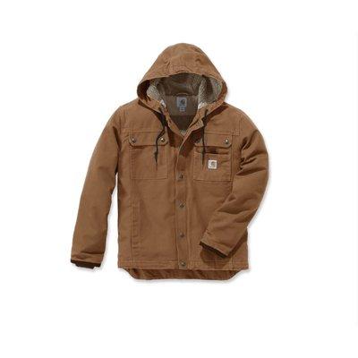 Carhartt werkkleding Washed duck Bartlett jacket