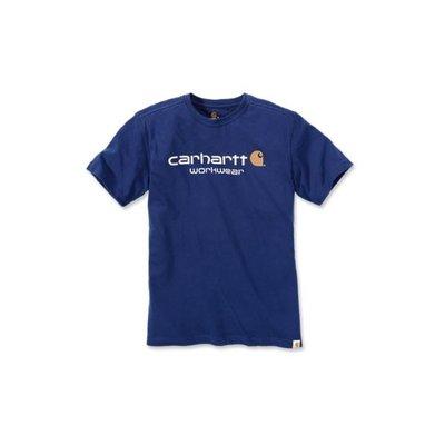 Carhartt werkkleding Workwear Core Logo short sleeve T-shirt