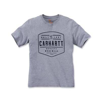 Carhartt werkkleding Build by hand T-shirt