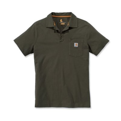 Carhartt werkkleding Force Delmont Pocket Polo