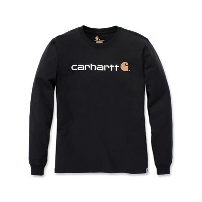 Carhartt workwear  Long Sleeve Core Logo T-Shirt