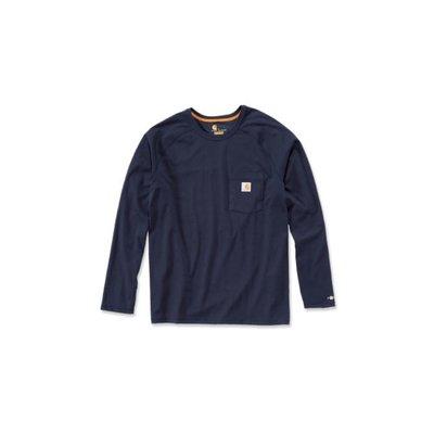 Carhartt werkkleding Force Delmont Long Sleeve T-shirt