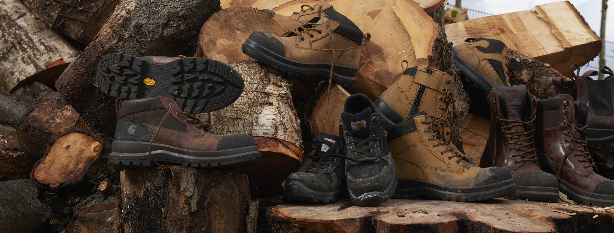 Carhartt Werkschoenen - To take down any workday