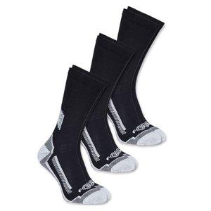 Carhartt werkkleding Force Performance Work Crew Sock 3-pack