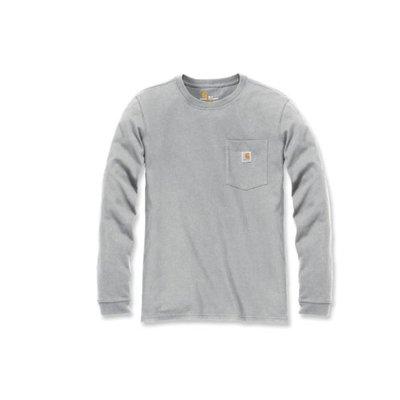 Carhartt werkkleding Workwear pocket long sleeve t-shirt women