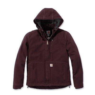 Carhartt workwear  Full Swing Lady Washed duck Sherpa-lined
