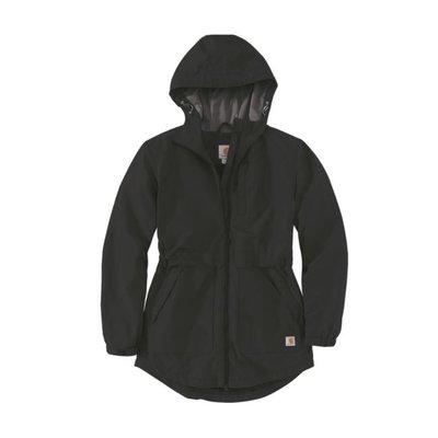 Carhartt werkkleding Dames Rain defender coat